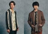 『NHK東京2020パラリンピック放送スペシャルナビゲーター』MCを務める(左から)相葉雅紀、櫻井翔