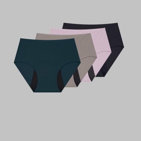 サムネイル ユニクロ「エアリズム 吸水サニタリーショーツ」(XS〜3XL)1,990円