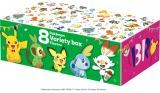 「ポケモン バラエティボックス」(参考価格レギュラー8個2730円、レギュラー12個3900円、スモール8個1960円、スモール12個2800円)(C)Nintendo・Creatures・GAME FREAK・TV Tokyo・ShoPro・JR Kikaku (C)Pokemon
