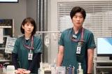 『ナイト・ドクター』第8話 場面カット(C)フジテレビ