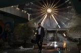 ヒュー・ジャックマン主演、SFサスペンス映画『レミニセンス』(9月17日公開)(C) 2021 Warner Bros. Entertainment Inc. All Rights Reserved
