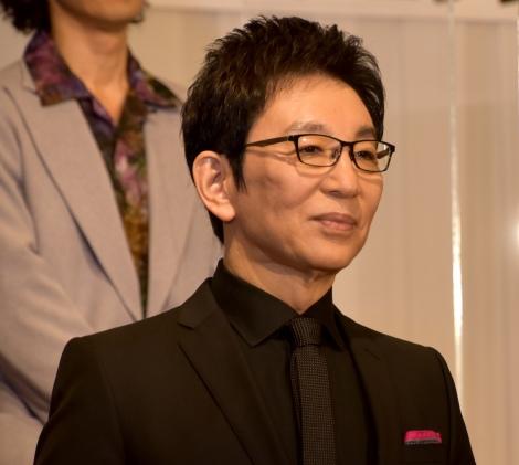 『第33回 日本 メガネ ベストドレッサー賞』表彰式に出席した古舘伊知郎 (C)ORICON NewS inc.