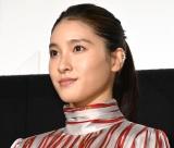 映画『鳩の撃退法』公開初日舞台あいさつに登壇した土屋太鳳 (C)ORICON NewS inc.