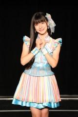 48グループ現役最年少12歳の林美澪がSKE48の28thシングル「あの頃の君を見つけた」(9月1日発売)で初センターに