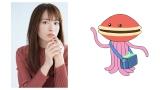 『ドラえもん誕生日スペシャル』でドラヤキ星人の声を務める小松未可子(C)藤子プロ・小学館・テレビ朝日・シンエイ・ADK