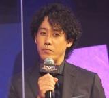 『ザ・マスクド・シンガー』配信記念プレミアムイベントに登壇した大泉洋 (C)ORICON NewS inc.