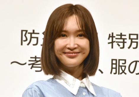 防災の備えについて語った紗栄子=『TOKYO FM×ユニクロ 防災の日』特別番組公開収録 (C)ORICON NewS inc.