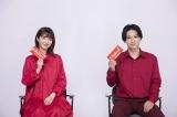 """浜辺美波&吉沢亮、表情だけで意思疎通 撮影では""""あまりのシュールさ""""に笑い止まらず"""