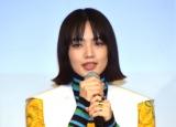 映画『ムーンライト・シャドウ』完成報告会見イベントに登壇した小松菜奈 (C)ORICON NewS inc.