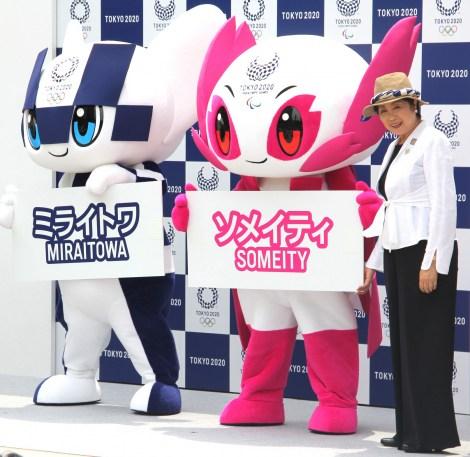 Photo of 【パラ閉会式】ミライトワ&ソメイティ、ついに登場! トレンド入りの盛り上がり「かわいい」「待ってました!」 | ORICON NEWS