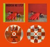 ニューシングル「HADASHi NO STEP」商品見本画像