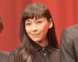 映画『マスカレード・ナイト』完成披露試写会に出席した麻生久美子 (C)ORICON NewS inc.