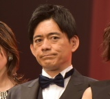 映画『マスカレード・ナイト』完成披露試写会に出席した博多華丸 (C)ORICON NewS inc.