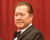 映画『マスカレード・ナイト』完成披露試写会に出席した石橋凌 (C)ORICON NewS inc.