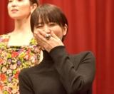 映画『マスカレード・ナイト』完成披露試写会に出席した長澤まさみ (C)ORICON NewS inc.