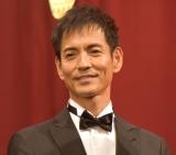 映画『マスカレード・ナイト』完成披露試写会に出席した沢村一樹 (C)ORICON NewS inc.