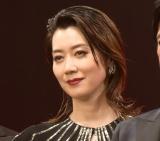 映画『マスカレード・ナイト』完成披露試写会に出席した凰稀かなめ (C)ORICON NewS inc.