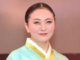 舞台『沙也可〜海峡を越えた愛〜』のゲネプロ&取材会に参加した夕貴まお (C)ORICON NewS inc.