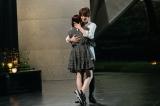 『虹とオオカミには騙されない』第6話よりカイト&のあ(C)AbemaTV, Inc.