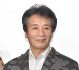 映画『スーパー戦闘 純烈ジャー』公開記念舞台あいさつに登壇した前川清 (C)ORICON NewS inc.