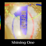 オリコンデジタルランキング2冠を達成したBE:FIRSTのプレデビュー曲「Shining One」配信ジャケット