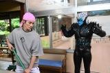 『仮面ライダーリバイス』第2話より (C)2021 石森プロ・テレビ朝日・ADK EM・東映