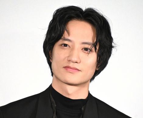 『DIVOC-12』完成披露試写会に登壇した藤原季節 (C)ORICON NewS inc.
