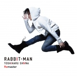 1stアルバム「RABBIT-MAN<リマスター盤>」のジャケット写真