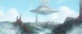 街並み(C)2021 TM & (C) Lucasfilm Ltd. All Rights Reserved.