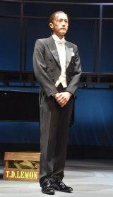 音楽劇『海の上のピアニスト』公開ゲネプロ前の舞台あいさつに登壇した内博貴 (C)ORICON NewS inc.
