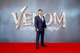 映画『ヴェノム:レット・ゼア・ビー・カーネイジ』(2021年公開)ロンドンで開催されたファン・スクリーニング・イベントに出演したアンディ・サーキス監督(C)2021 CTMG. (C)& TM 2021 MARVEL. All Rights Reserved.