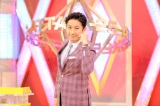 26日に最終回を迎える『パネルクイズ アタック25』司会・谷原章介(C)ABCテレビ