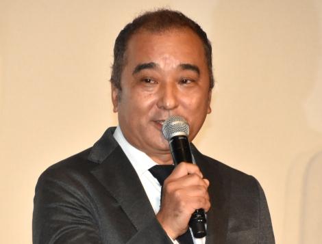 映画『マスカレード・ナイト』の初日舞台あいさつに出席した鈴木雅之監督 (C)ORICON NewS inc.