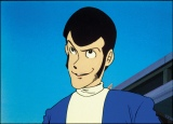 金曜ロードショー『みんなが選んだルパン三世』で放送が決定したPART1第1話『ルパンは燃えているか…!?』原作:モンキー・パンチ (C)TMS