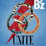 B'zが10月1日に配信リリースする新曲「UNITE」ジャケ写