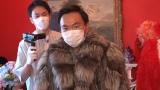 『かまいたちのいただきハウス』に出演する(左から)濱家隆一、山内健司(C)テレビ朝日