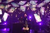 17日放送の『MUSIC BLOOD』に出演したKREVA (C)日本テレビ
