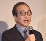 映画『マスカレード・ナイト』の初日舞台あいさつに出席した小日向文世 (C)ORICON NewS inc.