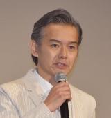 映画『マスカレード・ナイト』の初日舞台あいさつに出席した渡部篤郎 (C)ORICON NewS inc.
