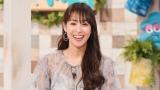 『ネタミちゃんとなかまたち#2』に出演する鷲見玲奈(C)読売テレビ・中京テレビ