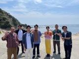 水谷隼、経験者・千鳥とSPマッチ
