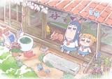 アニメ『ポプテピピック』のキービジュアル