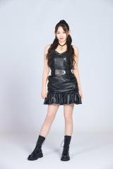 RINKA(19)/熊本県/164センチ/ダンス歴2年=サバイバルプログラム『Who is Princess? -Girls Group Debut Survival Program-』に参加する日本人練習生(C)WIP Project