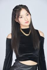 YUU(17)/埼玉県/166センチ/ダンス歴4年=サバイバルプログラム『Who is Princess? -Girls Group Debut Survival Program-』に参加する日本人練習生(C)WIP Project
