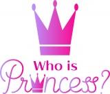 =サバイバルプログラム『Who is Princess? -Girls Group Debut Survival Program-』ロゴ(C)WIP Project