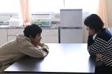 新ドラマ『顔だけ先生』に出演する(左から)神尾楓珠、貫地谷しほり(C)東海テレビ