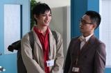 新ドラマ『顔だけ先生』に出演する(左から)神尾楓珠、八嶋智人(C)東海テレビ