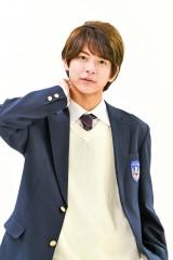 『顔だけ先生』松永蓮(小宮璃央)(C)東海テレビ
