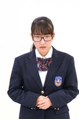 『顔だけ先生』山路美子(石井礼美)(C)東海テレビ