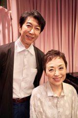 篠井英介、クミコ公演にゲスト出演